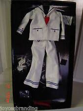Gene Sea Spree outfit signed by Mel Odom mint in original box