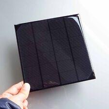 6V 4.5W Mini Monocrystalline Solar Cell Battery Panel Charger For Mobile Phone