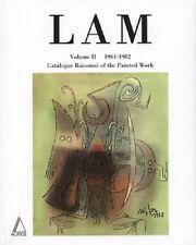 WIFREDO LAM. Catalogue Raisonné of the Painted Work. Volume II 1961-1982  BP