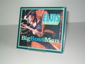 CD Elvis Presley - Big Boss Man (2005 FTD)