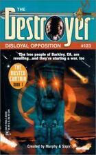 """PB-The Destroyer-Disloyal Opposition"""" #123""""."""