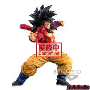 Dragon Ball World Figure Colosseum 3 Master Stars Piece Super Saiyan 4 Son Goku