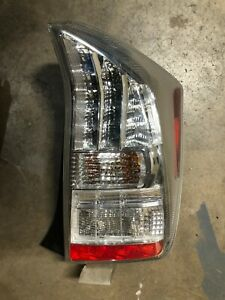 2011 Toyota Prius RH Tail Light Assembly