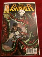 The Punisher Marvel Knights #4 Possessed By Devil Cosmic Ghost Rider? [1999]