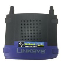 Linksys WRT54Gv6 54 Mbps 4-Port 10/100 Wireless G Router (CGN9)