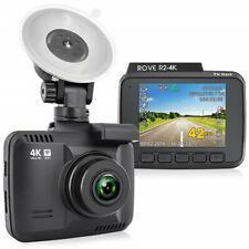 Rove R2-4K Dash Cam Built in WiFi GPS Car Dashboard Camera Recorder with UHD 216