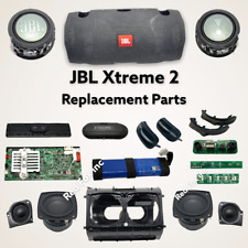 100% GENUINE JBL Xtreme 2 Portable Speaker (BLACK) - REPLACEMENT PARTS lot