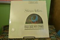 Vic Schoen - Brass Laced With Strings - Stereo Action RCA LSA 2344 Stereo LP NM