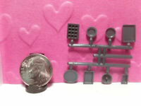 """Dollhouse Miniature VHS Tapes-2 Per Set-Cover with /""""Tape/"""" YOUR CHOICE 1:12"""