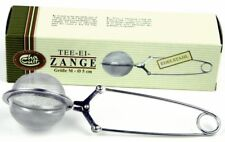Teezange Cha Cult Ø 5cm Edelstahl Filterzange Tee-ei-zange Teesieb