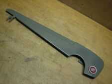 "NOS Monark Super Deluxe & Firestone 26"" Bicycle Chainguard & Crown Emblem"