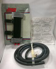 Radiatore nero verticale Jagg Harley Davidson shovel 1965-1984 Softail 1984-99