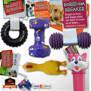 Dog, Puppy Durable Vitapet Toys Select:Chew Energy Burner Squeaky Rubber