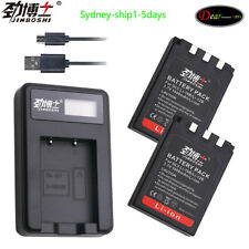 Li-10B Battery Charger for Olympus Camedia C-770 Zoom MJU 410 20 300 400 500 600