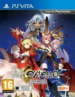 Fate Extella The Umbral Star PS Vita **FREE UK POSTAGE!!**