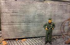 1/35 échelle la seconde guerre mondiale en béton armé panneau atlantic wall diorama-Brouillard 561