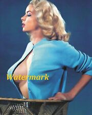 Eve Meyer-American pin-up model, motion picture actress, and film producer-Photo