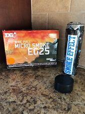 Enola Gaye Eg25 Blue Smoke Grenade Gender Reveal Wire Pull Micro Smoke