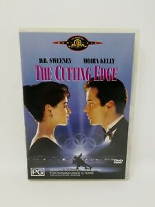 The Cutting Edge - Ice Skating - Moira Kelly - D.B. Sweeney - Region 4 DVD