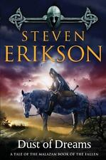Steven Erikson Dust of Dreams, Malazan 9 Hardcover Book Club Edition Very Good