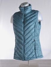 NWT 32 Degrees Heat Women's Packable Nylon Vest Size MEDIUM Cold Green NEW