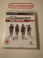 Operation Flashpoint Red River PS3, Supplied by Gaming Squad