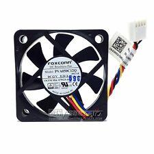FOXCONN PVA050C12Q  12V 0.24A  4-PIN PWM DC Cooling Fan