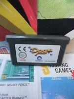 Game Boy Advance GBA:Dogz [TOP & 1ERE EDITION] SEUL - Fr