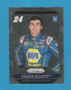2016 Prizm Racing Chase Elliott Rookie Card #24