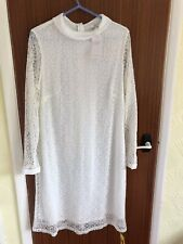TRULY STUNNING LADIES JOANNA HOPE CREAM PARTY DRESS IN SIZE 16 BRAND NEW TAGGED