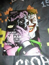 VG. BATMAN: THE KILLING JOKE : Deluxe Edition (Moore / Bolland) DC