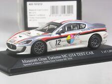 Klasse: Minichamps Maserati Gran Turismo MC GT4 #12 in 1:43 in OVP