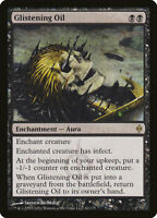 Spinebiter FOIL New Phyrexia NM Green Uncommon MAGIC GATHERING CARD ABUGames