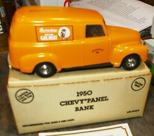 Baltimore Gas & Heat 1950 Chevy Panel Ertl Truck Bank