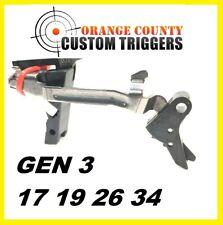 POLYMER80 FLAT TRIGGER SYSTEM FOR GLOCK (GEN 3 / 9mm) 17 19 26 34