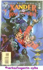 Nr.644: XANDER IN LOST UNIVERSE Nr.1 1995, Tekno Comic-Heft in Englisch, NEU