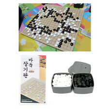 Full Size Korean Traditional Board Game BADUK Full Set, Weiqi, Go Game