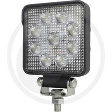GRANIT LED-Arbeitsscheinwerfer 9 High Performance LEDs für weite Ausleuchtung