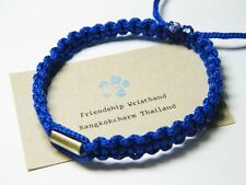 Authentic Thai Blessed Buddhist Wristband Fair Trade Wristwear  Takrut