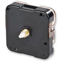 CraftPro Kits Quartz Clock Movements Shaft 23.5mm Tread Length 16mm AP800434