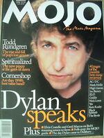 MOJO MAGAZINE #51 FEB 1998 BOB DYLAN