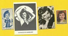 Paulette Goddard Fab Card Collection Ziegfeld Girl So Proudly We Hail! Actress