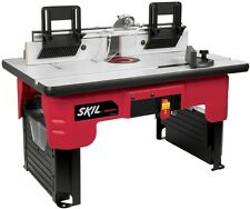 Skil 26-in x 16-1/2-in Router Table RAS900 Carpentry Construction Woodworking