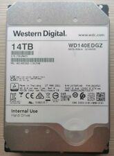 """14TB Western Digital Hard Drive WD140EDGZ 512MB 5400RPM 3.5"""" SATA 6Gb/s"""