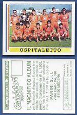 FIGURINA CALCIATORI PANINI 1994/95 - NUOVA/NEW N.566 OSPITALETTO