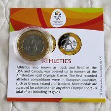 Le Brésil Rio Jeux Olympiques 2014 Universel Athletics 1 Real-COA