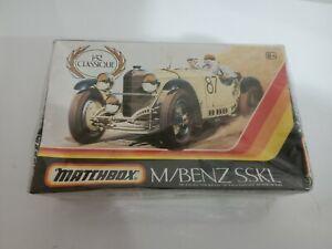 Matchbox 1/32 Mercedes Benz SSKL Model kit. PK-307