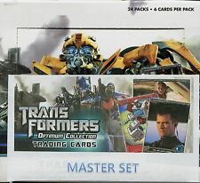 Transformers Optimum Collection Empty Archive Box (No Cards)
