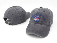 I NEED MY SPACE NASA Embroidery Drake Hat Baseball Caps Dad Son Hats CAP