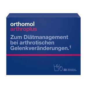 ORTHOMOL ARTHROPLUS Granulat/Kapseln 30 St PZN:08815227